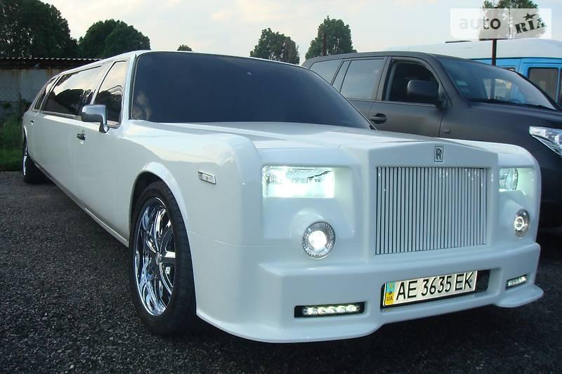 Rolls-Royce Phantom 2012 года