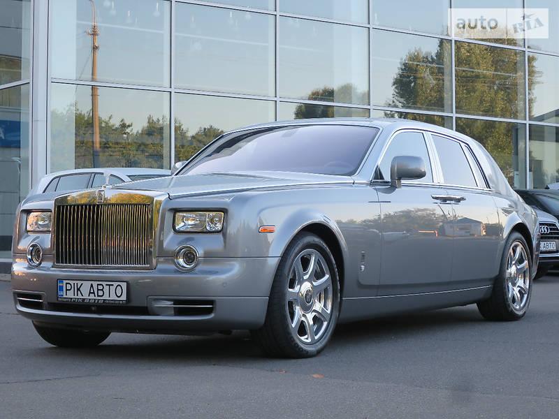 Rolls-Royce Phantom 2012 року