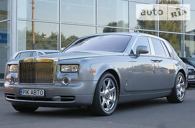 Rolls-Royce Phantom 6.7i V12 Series I 2012