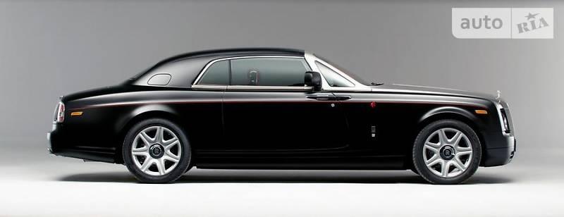 Rolls-Royce Phantom 2017 года