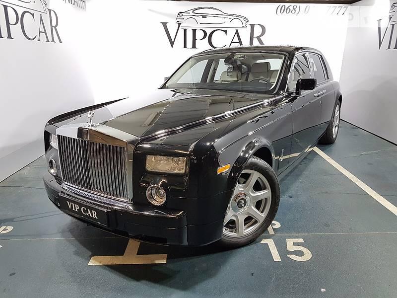 Rolls-Royce Phantom 2008 року