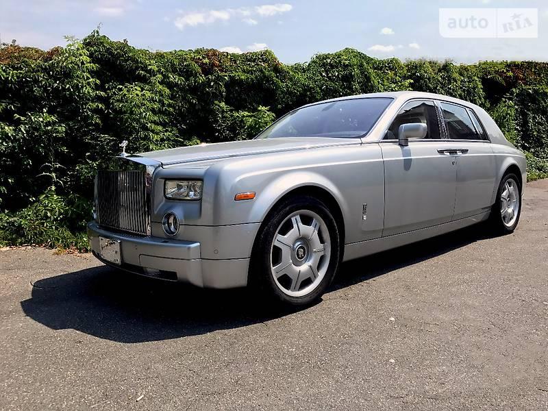 Rolls-Royce Phantom 2007 року