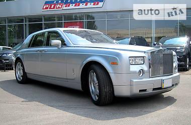 Rolls-Royce Phantom 6.7i Ghost Silver 2007