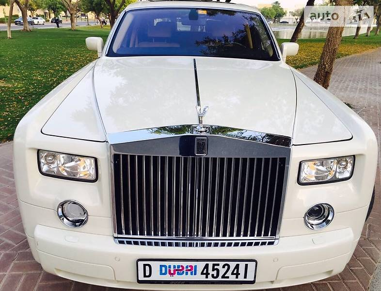 Rolls-Royce Phantom 2006 года