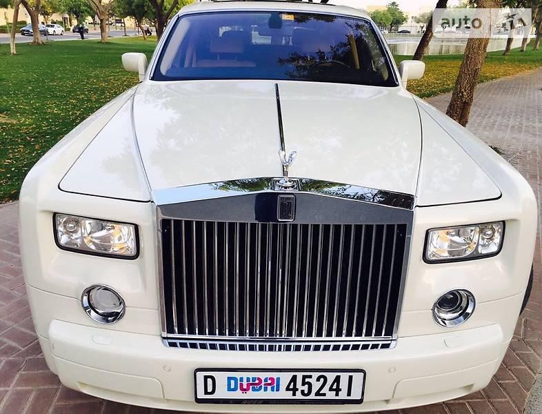 Rolls-Royce Phantom 2006 року