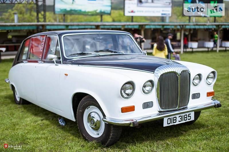 Rolls-Royce Silver Cloud 1981 года