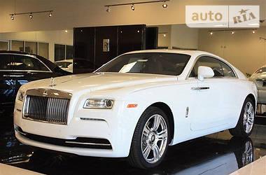 Rolls-Royce Wraith  2016