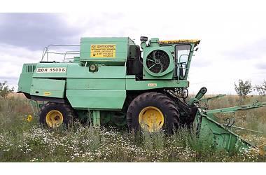 Ростсельмаш Дон 1500Б  1988
