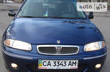 Rover 200 214Si 1998
