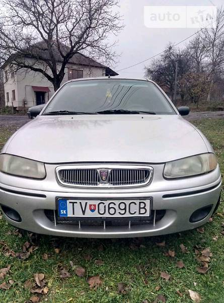 Rover 200 1998 года