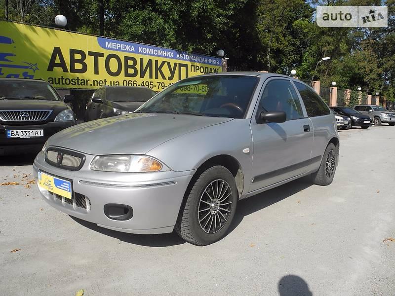 Rover 214 1999 года