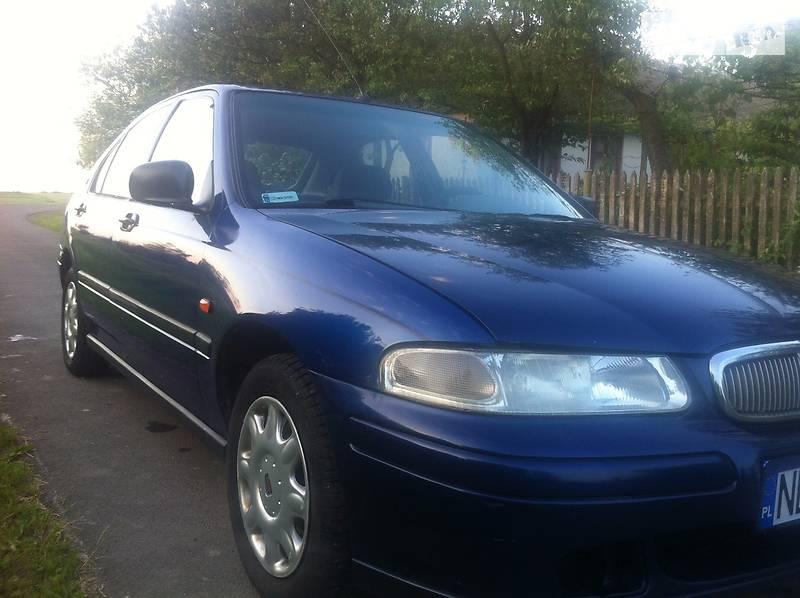 Rover 400 1998 года