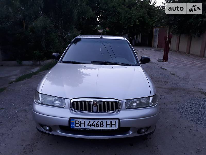 Rover 400 1998 року