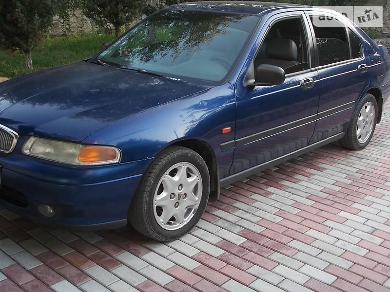 Rover 416 1995 года