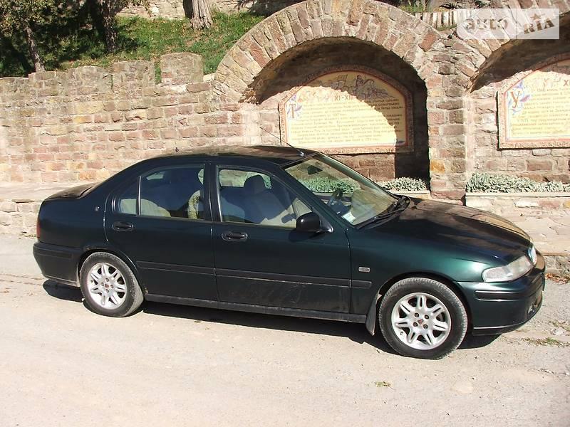 Rover 420 1999 года