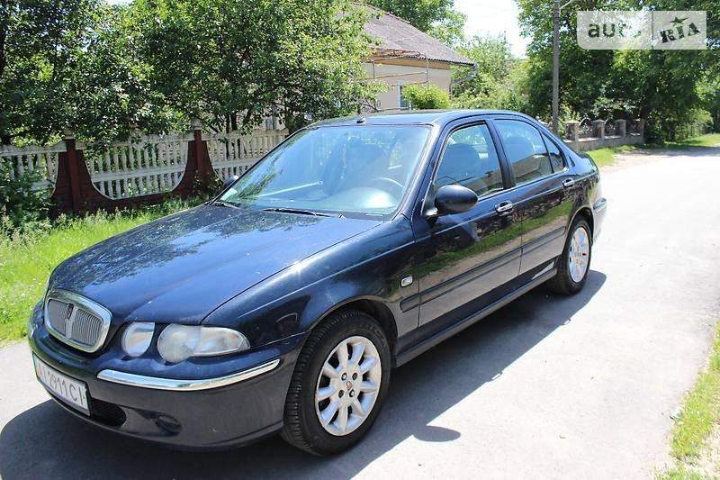 Rover 45 2001 року