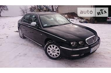 Rover 75 2.0 DTi 2002