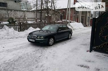 Rover 75 2.0 TD 2002