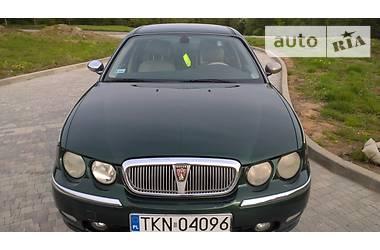 Rover 75 2.0 LPG 2002