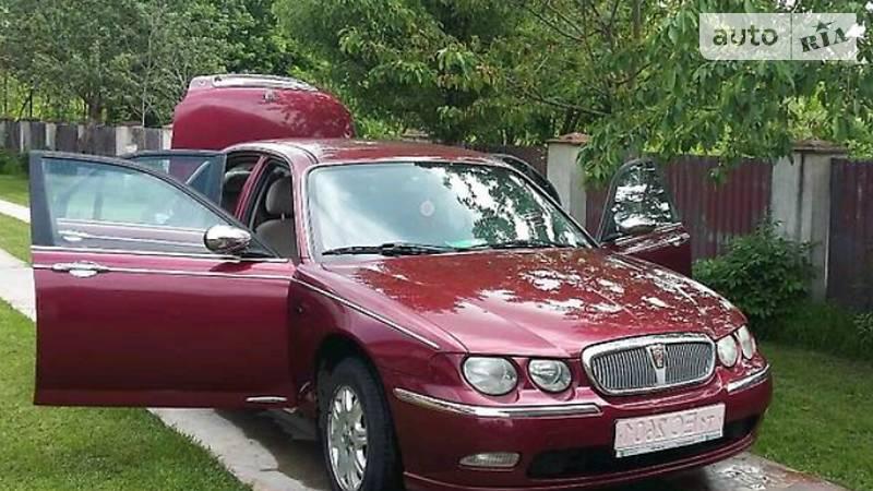 Rover 75 2001 года