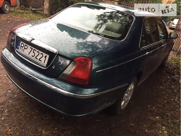Rover 75 2004 року