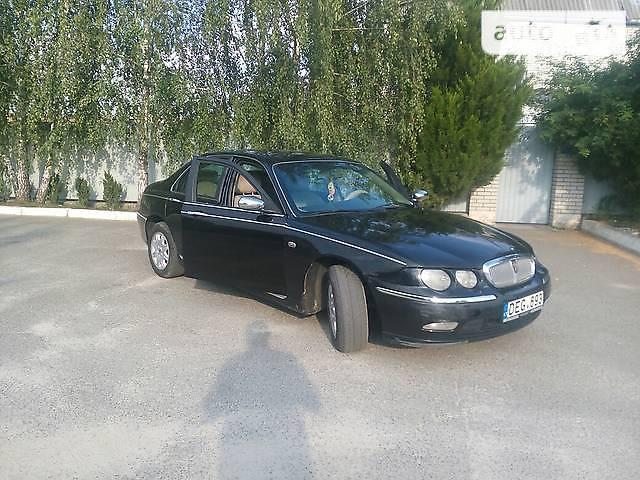 Rover 75 2002 года