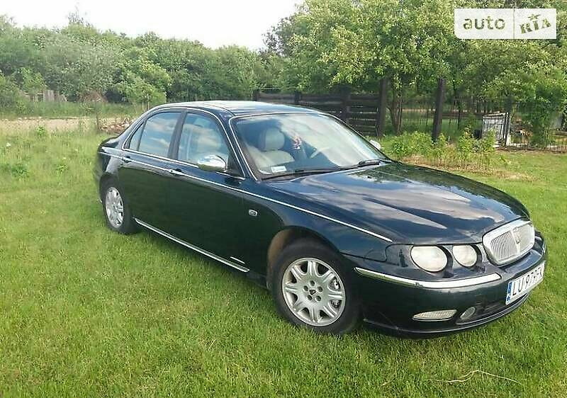 Rover 75 2000 года