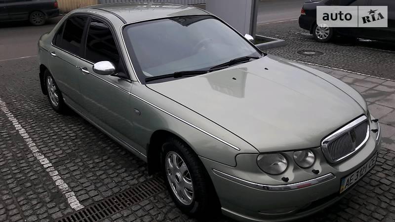 Rover 75 2001 року