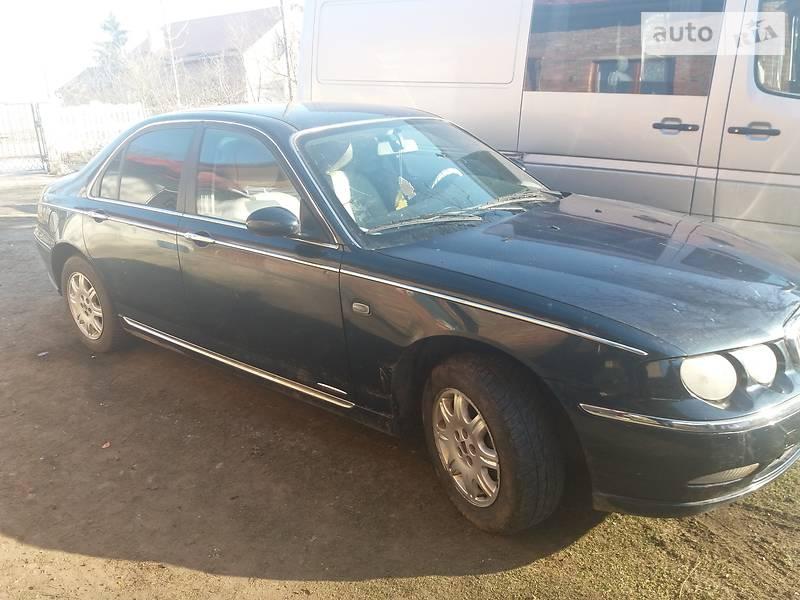 Rover 75 2000 року