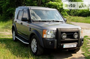 Rover Land Rover Discovery 2007