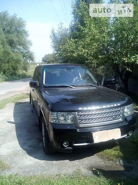 Rover Land Rover 2010 року