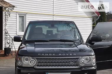 Rover Range Rover Supercharger 2006