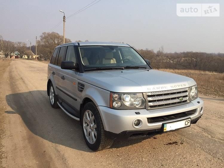 Rover Range Rover 2008 года