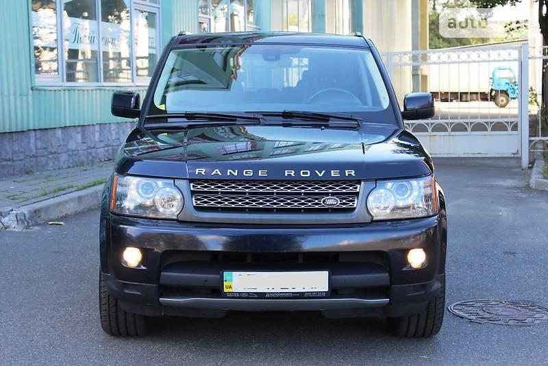 Rover Range Rover 2011 года