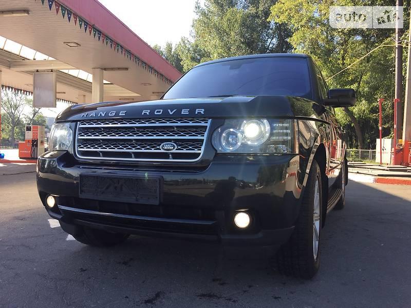 Rover Range Rover 2012 года