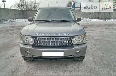 Rover Range Rover supercharged 2007