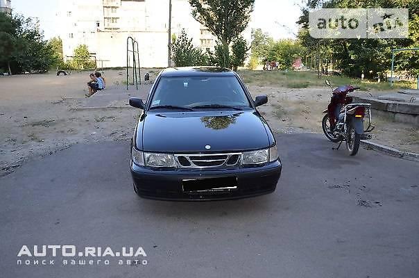 Saab 9-3 1999 року