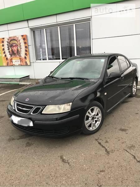 Saab 9-3 2005 года