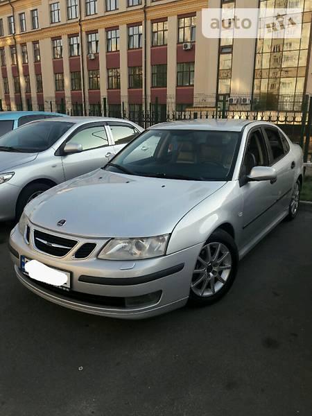 Saab 9-3 2003 года