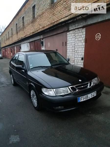 Saab 9-3 2001 року