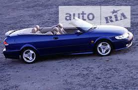 Saab 9-3 1998 року