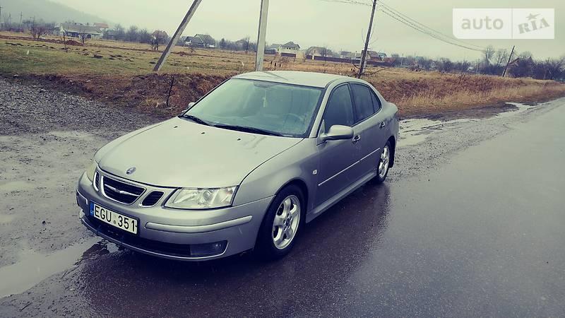 Saab 9-3 2004 года