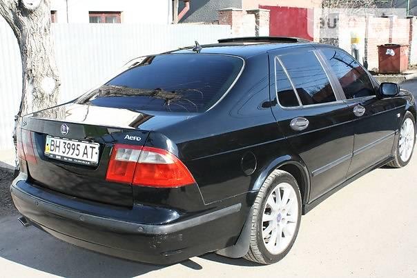 Saab 9-5 2002 року