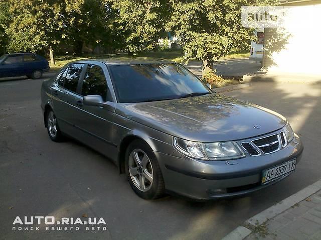 Saab 9-5 2004 года