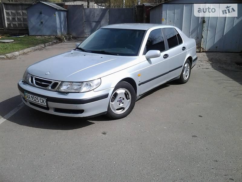 Saab 9-5 1998 года