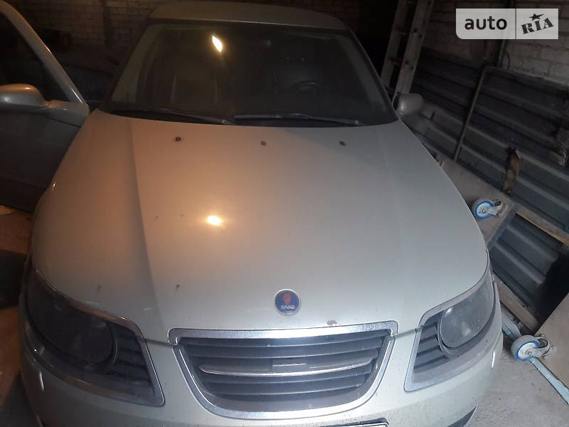 Saab 9-5 2006 года