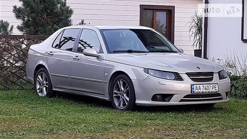 Saab 9-5 2006 року