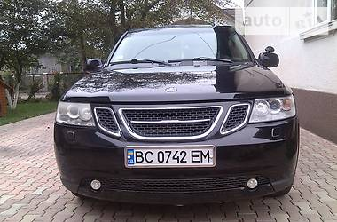 Saab 9-7X Saab 9-7x 4.2i 2006