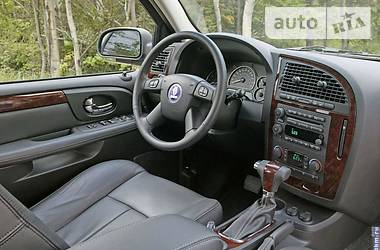 Saab 9-7X 4.2i 2006