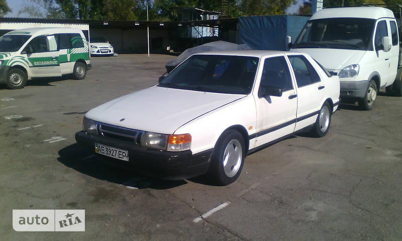 Saab 9000 1987 года